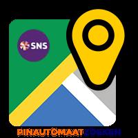 pinautomaatzoeken.nl locatie SNS Bank